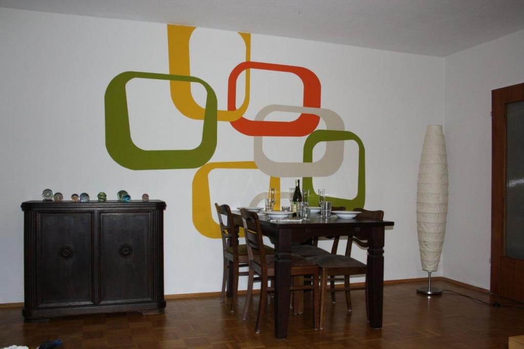Farbgestaltung Esszimmer
