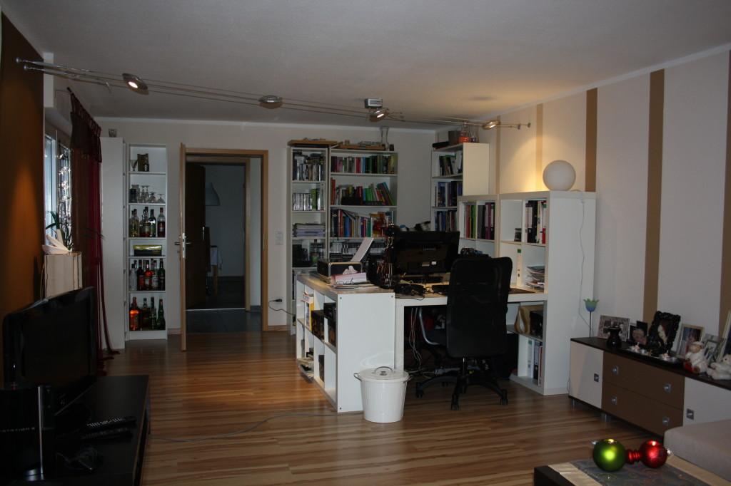Farbgestaltung Wohnzimmer