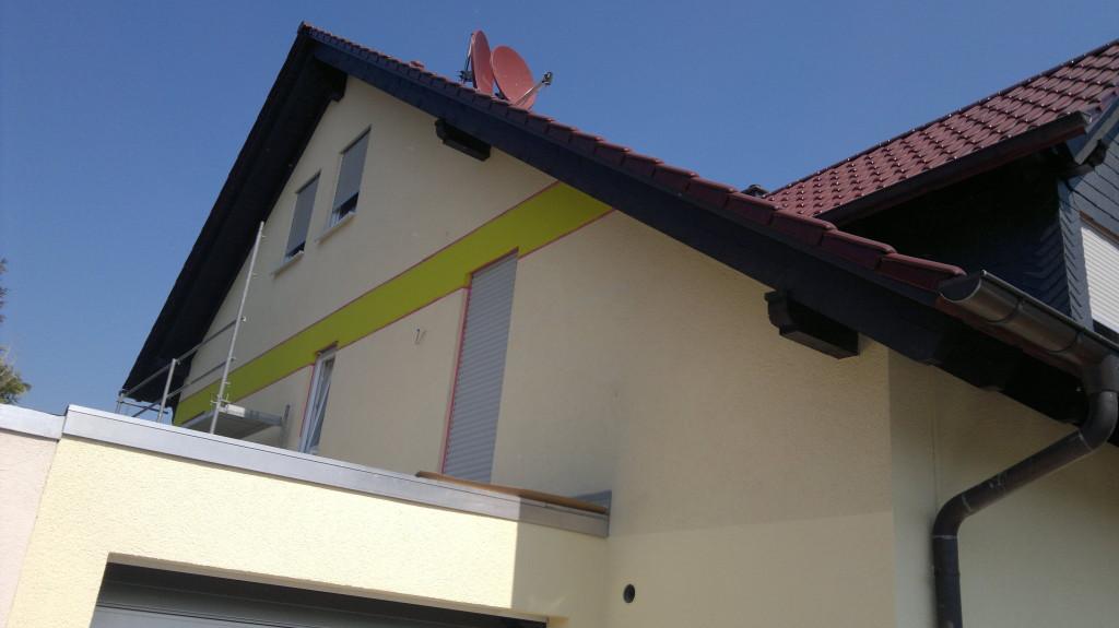 Fassadenanstrich (2)
