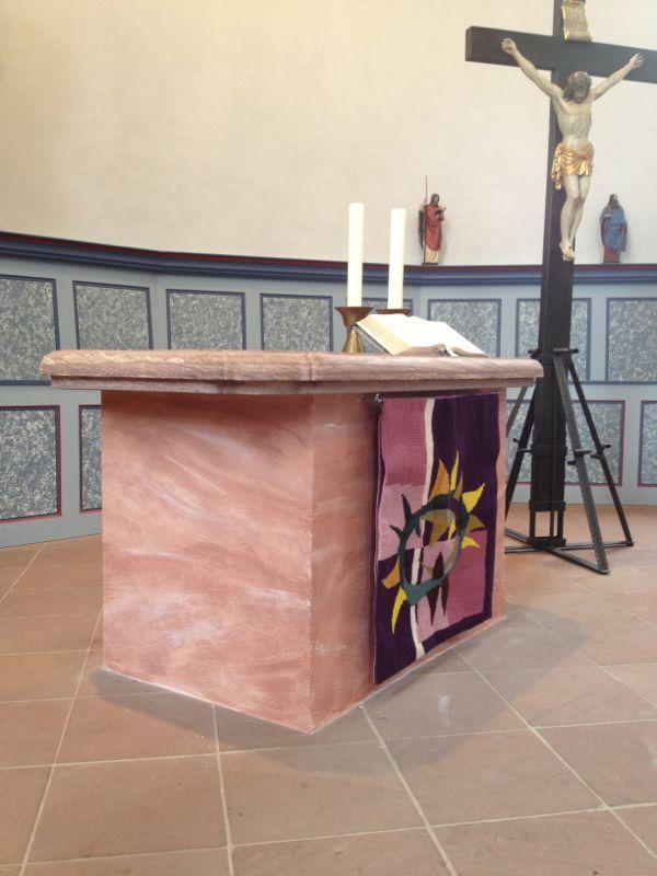 Kirche Altar 2