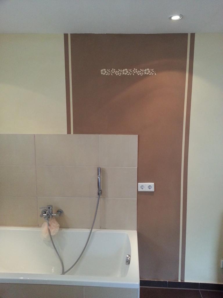 Lehmputz Badezimmer