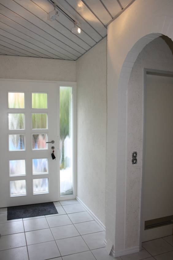 Lehmputz Treppenhaus 4